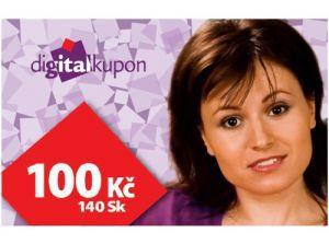 Mascom Kupon CS link 100Kč