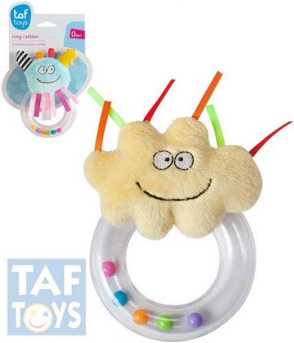 Taf Toys Chrastítko s kroužkem cena od 94 Kč