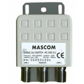 MASCOM DSS 211 pro 2 LNB