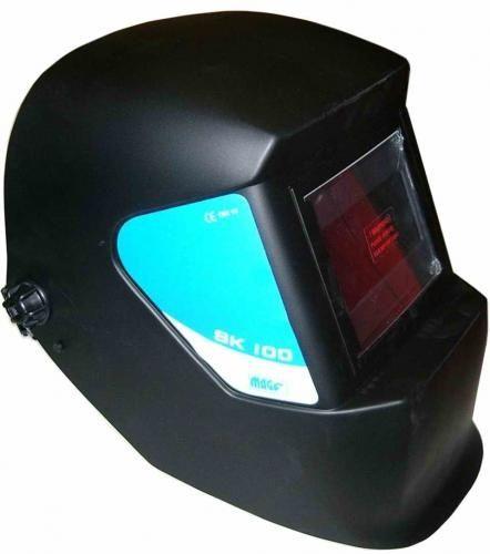 EINHELL Kukla svařecí tmavost skla 10-SK 100 černá
