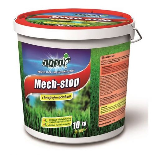 AGRO Mech - stop plast. kb. 10 kg