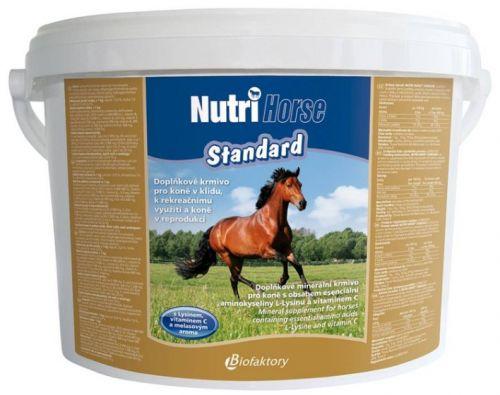BIOFAKTORY Nutri Horse Standard pro koně 5kg (706-13)