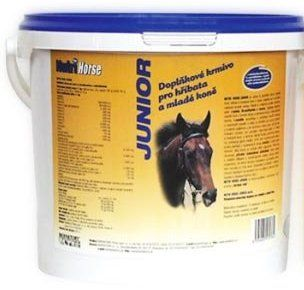 Biofaktory Nutri Horse Junior 5 kg