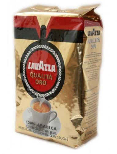 Lavazza Qualitá Oro zrnková káva 1kg cena od 193 Kč