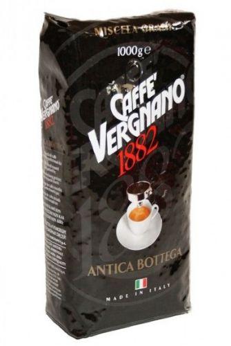 Vergnano Miscela Antica Bottega zrnková káva 1kg cena od 364 Kč