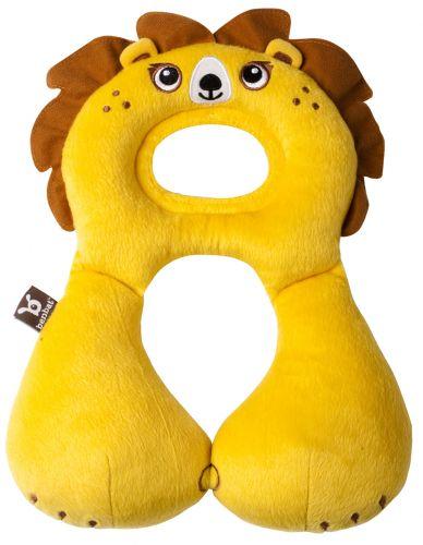 BenBat nákrčník s opěrkou hlavy 1-4 roky lev