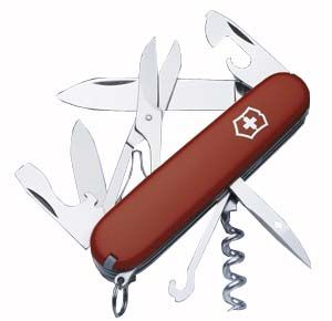Victorinox Climber červená