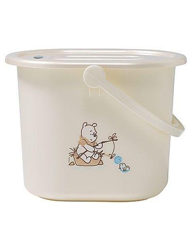Bebe-jou kyblík na pleny perleťový, medvídek Pooh