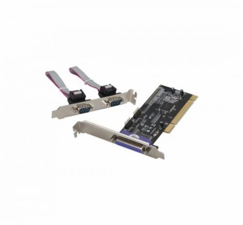 I-TEC PCI Card 2x serial