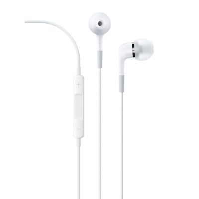 Apple In-ear Headphones with Remote and Mic cena od 2 003 Kč