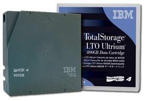 IBM Ultrium LTO 800/1600GB (LTO4)