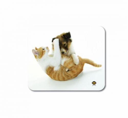 Allsop podložka pod myš - HANA DEKA kočka & pes