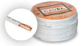 AB-COM koaxiální kabel Cavel KF114 - celomedeny