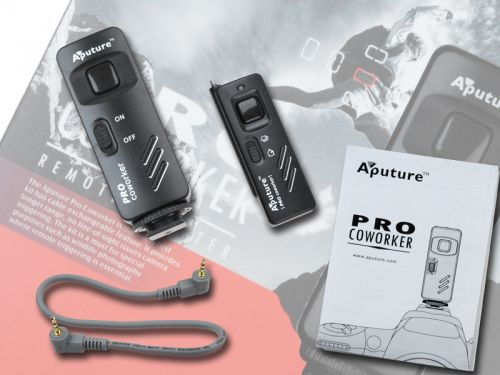 Aputure PRO COWORKER Wireless Remote 1S Sony