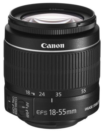 Canon EF-S 18-55mm f/3.5-5.6 IS II cena od 4749 Kč
