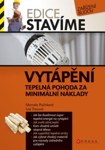 Lea Treuová, Marcela Počinková: Vytápění cena od 169 Kč