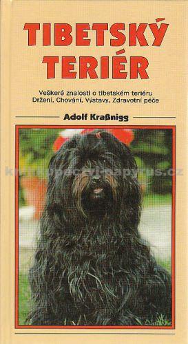 Krabnigg Adolf: Tibetský teriér - Timy cena od 149 Kč