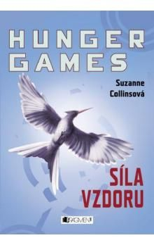 Suzanne Collins: Síla vzdoru Hunger games cena od 0 Kč