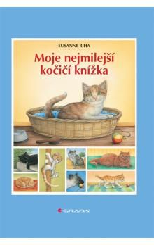 Susanne Riha: Moje nejmilejší kočičí knížka cena od 55 Kč