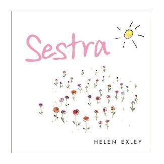 Helen Exley: Sestra - dárková kniha cena od 119 Kč