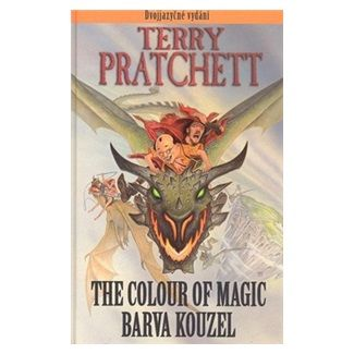 XXL obrazek Terry Pratchett: The colour of magic Barva kouzel
