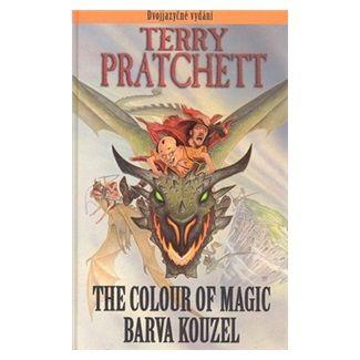 Terry Pratchett: The colour of magic Barva kouzel cena od 93 Kč