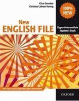 OXFORD New English File Upper-intermediate Student's Book cena od 434 Kč