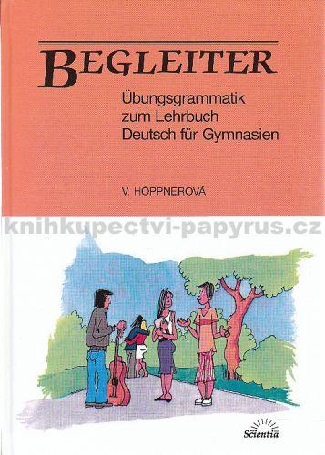 Scientia Begleiter - Deutsch für Gymnasien cena od 170 Kč