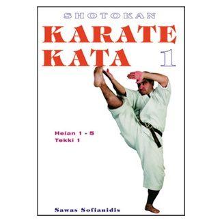 Sawas Sofianidis: Shotokan Karate Kata 1 cena od 292 Kč