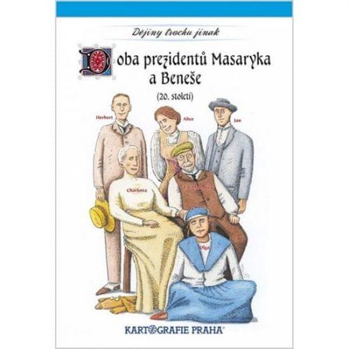 Kartografie PRAHA Doba prezidentů Masaryka a Beneše cena od 47 Kč