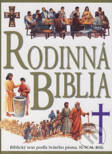 Claude-Bernard Costecalde: Rodinná Biblia cena od 672 Kč