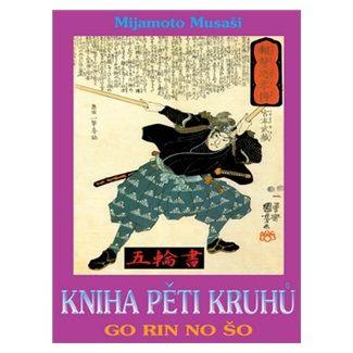 Mijamoto Musaši: Kniha pěti kruhů cena od 134 Kč