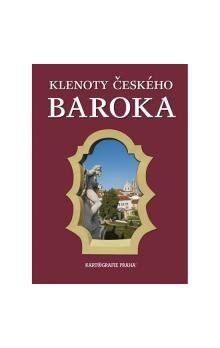 Kartografie PRAHA Klenoty českého baroka cena od 207 Kč