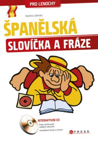 Kateřina Zielinská: Španělská slovíčka a fráze cena od 189 Kč