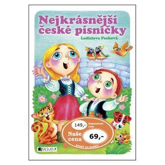 Ladislava Pechová: Nejkrásnější české písničky cena od 57 Kč