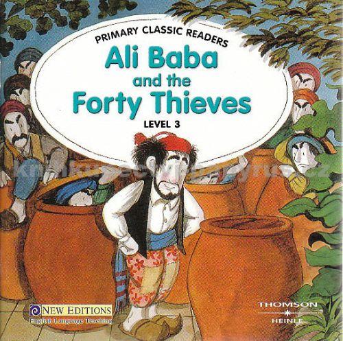 Ali Baba and tne Forty Thieves cena od 147 Kč