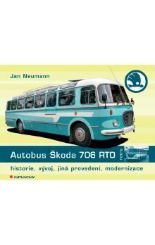 Jan Neuman: Autobus Škoda 706 RTO - Historie, vývoj, jiná provedení, modernizace cena od 309 Kč