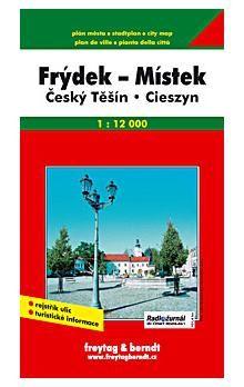 Freytag-Berndt Český Těšín, Frýdek-Místek cena od 54 Kč