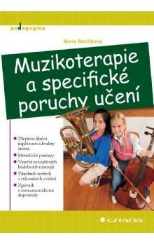 GRADA Muzikoterapie a specifické poruchy učení cena od 236 Kč