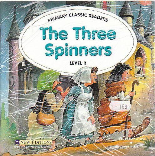 The Three Spinners cena od 121 Kč