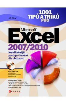Jiří Číhař: 1001 tipů a triků pro Microsoft Excel 2007/2010 cena od 0 Kč