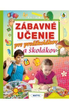 Matys Zábavné učenie pre predškolákov a školákov cena od 247 Kč