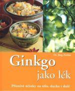 Jörg Zittlau: Ginkgo jako lék - Jörg Zittlau cena od 149 Kč