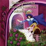 B.M.S. CD-Šípková Ruženka, Námorník Sindibád, Sultanov sašo cena od 75 Kč