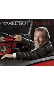 Karel Gott: Karel Gott 70 hitů 3CD