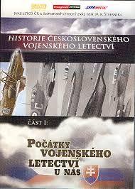 dokumentární DVD MIDO FILM S.R.O. Historie ČS vojenského letectví DVD