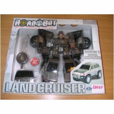 Alltoys: Road bot - Land cruiser se zvukem a světlem - Alltoys cena od 667 Kč