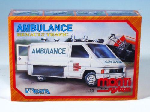 Vista Monti 06-Ambulance cena od 146 Kč