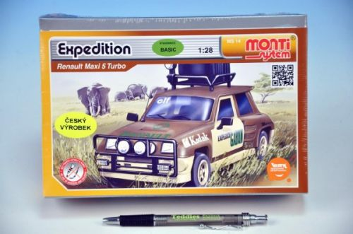 Vista Monti 14-Renault expedice cena od 118 Kč