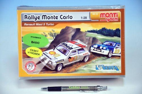 Vista Monti 23-Renault Monte Carlo cena od 116 Kč